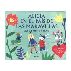 Caja de cuentos Alicia en el país de las maravillas