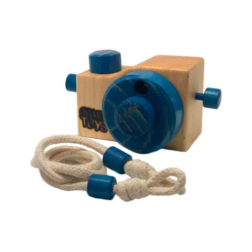 Cámara de madera Craft Toys