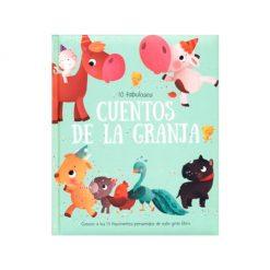 Libro infantil 10 fabulosos cuentos de la granja