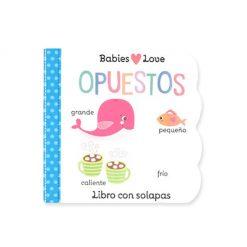 Babies love - opuestos libro
