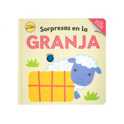 libro infantil pequenos aprendices sorpresas en la granja