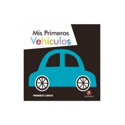 Libro infantil Primeros libros - mis primeros vehículos