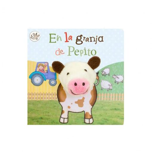 Libro infantil titere... - en la granja de pepito