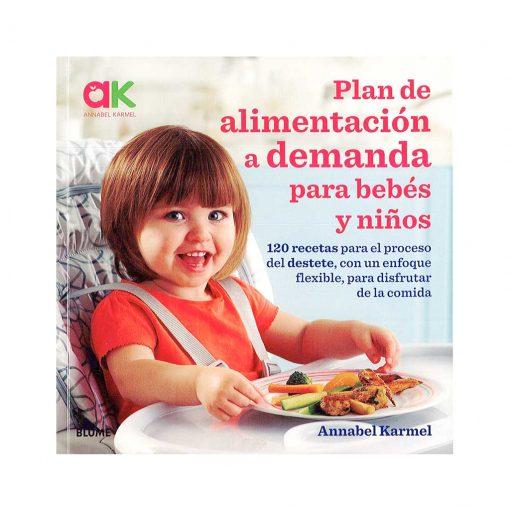 Plan de alimentación a demanda para bebes y niños