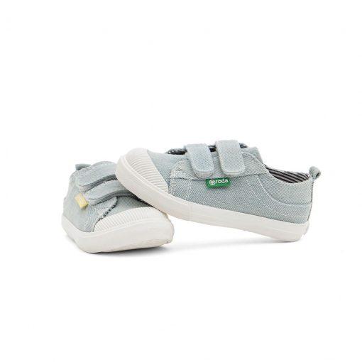 Zapatillas con velcro Roda