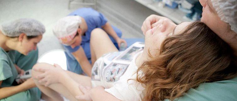 tipos de parto, parto natural