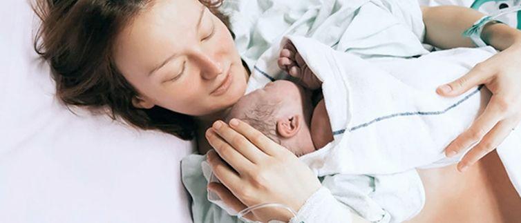 tipos de parto, parto respetado