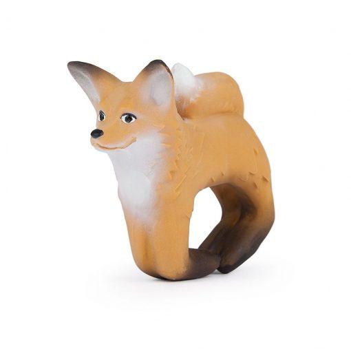Mordedor de caucho Rob The Fox Oli&Carol