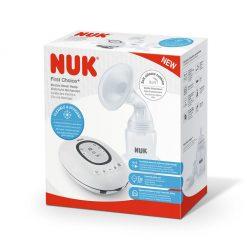 Extractor de leche eléctrico First Choice NUK