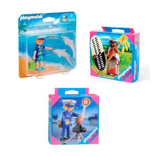 Pack Juega en Casa Playmobil