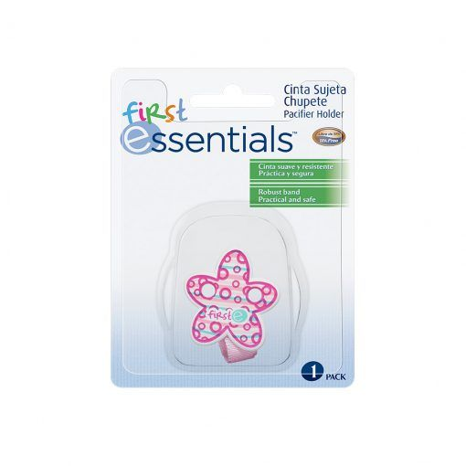 Clip cinta sujeta chupete Star Gerber First Essentials