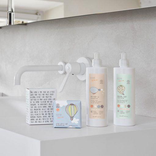 Jabón orgánico extra suave Osmè