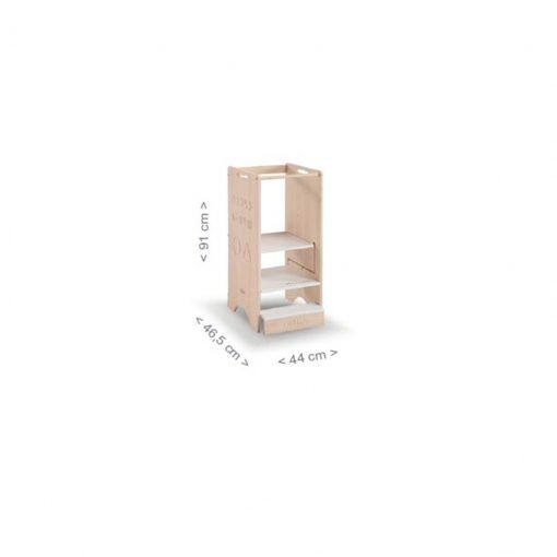 Torre de aprendizaje Trotta Micussori micuna