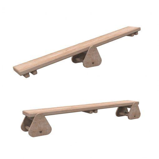 Juego de madera pasarela de equilibrio Pikler Craft Toys