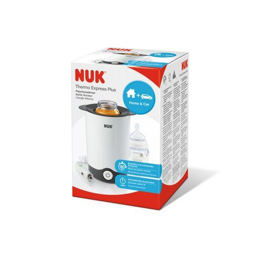 Calienta mamaderas Thermo Express Plus Home & Car NUK
