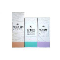 Pack 3 aceites terapéuticos Vale Guiloff