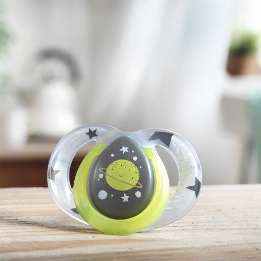 Chupete de silicona Night Time. Tommee Tippee