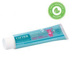 Pasta de dientes para niños de 2 a 6 años Cattier