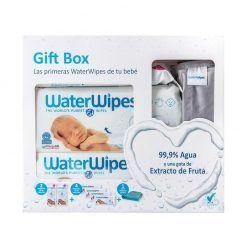 Caja de regalo waterwipes