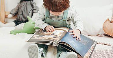 Libros infantiles Contrapunto