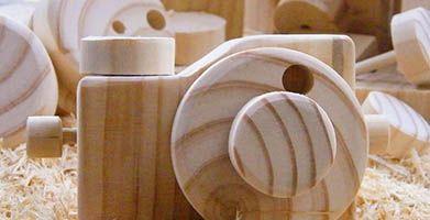 Craft Toys, juguetes de madera