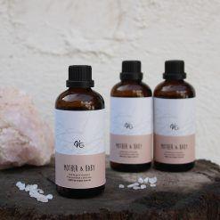 Aceite terapéutico para masaje Mother & Baby